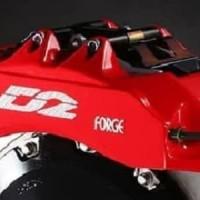 Aksesoris Rem caliper BBK Brake kit Brembo D2 Racing Civic turbo FC FK
