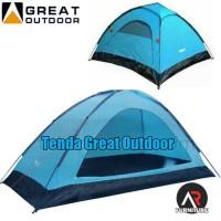 Tenda Great Outdoor Monodome 2 Single Layer