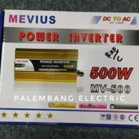 Power inverter DC ke AC (pengubah arus listrik DC ke AC) 500w 500 w