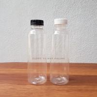 Botol Almond 250 ml - Botol Plastik 250ml