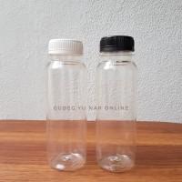 Botol Kale 250 ml TEBAL (GROSIR) - Botol Plastik 250ml / 250 ml