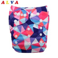 470903cf4b988 NEW Arrival ! ALVA Baby Washable Cloth Diaper with Microfiber