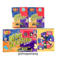 Permen Rasa Aneh Bean Boozled Jelly Belly Beans 3rd Spinner Game 100g
