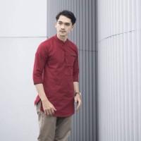Harga harga promo model baru baju koko atasan muslim pria kurta   Pembandingharga.com