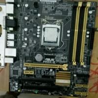ASUS B85 B85M-E Plus Core I5 4460 Haswell 3.2 Ghz Prokomputer