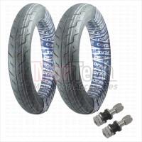 Ban Luar Motor Corsa S22 Tubelles Ring 14 Depan Belakang free Pentil