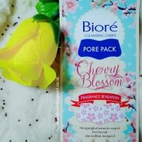 Biore Pore Pack Cherry Blossom isi 4strip
