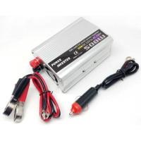 PROMO Car Power Inverter DC 12V to AC 220V 500W