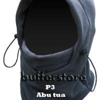 Hot Deals! Masker Polar Balaclava Thermal Kualitas Import
