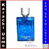 KARACHI UOMO 60ML : BLUE PARFUM ORIGINAL UNTUK PRIA MURAH BERKUALITAS