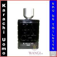 KARACHI UOMO 60ML : BLACK PARFUM ORIGINAL UNTUK PRIA MURAH BERKUALITAS