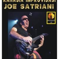 Buku Gitar - Rahasia Improvisasi Joe Satriani
