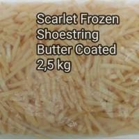 KENTANG SHOESTRING BUTTER COATED 2,5 kg