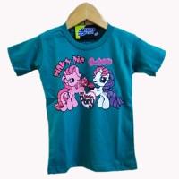 Kaos Anak Karakter My Little Pony