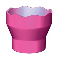 Faber-Castell Clic & Go Watercups Pink