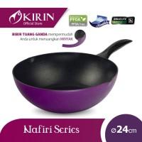 KIRIN FRYPAN DEEP |NAFIRI|24|TEFLON CLASSIC|1.9MM