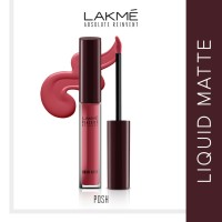 Lakme Classics Reinvent Liquid Matte Lip Color - Posh