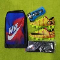 Terlaris!! Sepatu Bola Anak Nike Mercurial Paket Komplit