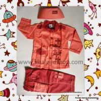 No.1 - Baju Muslim Anak DANNIS - L1C79