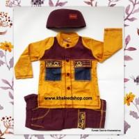 No.0 - Baju Muslim Anak DANNIS - L0B67