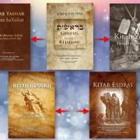 Paket Studi 5 Kitab: Kejadian + Yashar + Yobel, Henokh + Esdras 1 & 2
