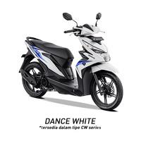 Honda All New BeAT eSP FI Sporty CBS ISS Sepeda Motor (harga DP)