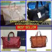 Harga promo tas wanita hand bag shoulder bags tote bags zara trafal | Pembandingharga.com