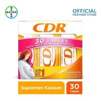 Pregnancy Pack (CDR Rasa Jeruk 10 Tablet x 3 Unit)