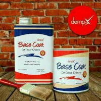 Demp X Base Coat besar 2 kg set