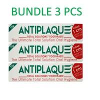 Antiplaque 75gr paket 3pcs