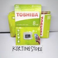 MICRO SD TOSHIBA 8GB / MMC MICRO SDHC TOSHIBA / MEMORY CARD HANDPHONE
