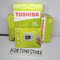 MICRO SD TOSHIBA 16GB / MMC MICRO SDHC TOSHIBA / MEMORY CARD HANDPHONE