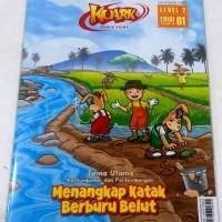 Komik Sains Kuark Level 2 edisi 1 tahun 15 . IPA KTSP Soal Olimpiade