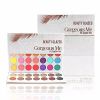 Beauty Glazed Eyeshadow Palette Gorgeous Me 63 Color