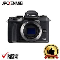 Harga promo canon eos m5 mirrorless digital camera body | Pembandingharga.com