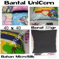 Bantal Unicorn - Tayo PANEL / Bantal Sofa 40x40 cm motif UNICORN &