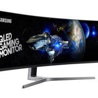 promo termurah Monitor SAMSUNG 49 Inch CHG90 QLED Gaming