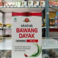 Ekstrak Bawang Dayak Atau Bawang Berlian Herbal Diabetes