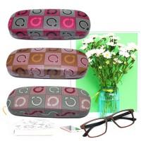Kotak Kacamata / Boxs Kacamata / Tempat Kacamata 3 - Merah Muda