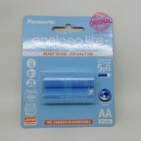 Rechargeable Batteries - Panasonic Eneloop - Eneloop Lite AA (2Pieces)