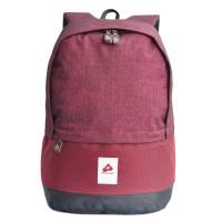 Tas Ransel Amooba Backpack Harrison A70194 - Merah
