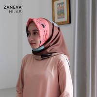 PREMIUM HIJAB Tazkia Voal Scarf Hijab Segi Empat Natasha Farani