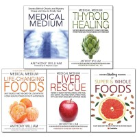 Medical Medium by Anthony William 5 Books Collection Set