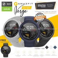 Xiaomi Huami Amazfit Verge Smartwatch English GPS Garansi Resmi 1Tahun