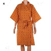 Kimono Batik Pria   Piyama   Baju Tidur   Baju Spa - Gunawan - No 4