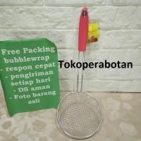 Saringan Stainless Supra / Sodet Jaring / Strainer / Serok