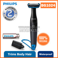 PHILIPS BG1024 BODYGROOM PENCUKUR BULU BADAN BODYGROOMER BG1024/16