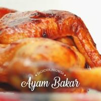 Ayam Bakar Mbledhos DaChicken