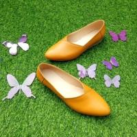 sepatu wanita kulit asli garut