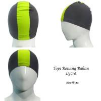 Topi Renang Bahan Lycra